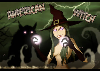 American Witch by DJ88