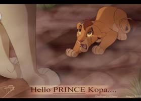 Last glimpse of Kopa by DJ88