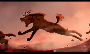 Hyena Chase by DJ88