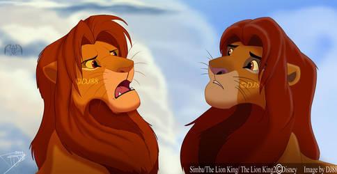 Simba vs Simba by DJ88