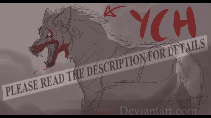 Wolf YCH -closed- by DJ88