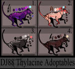 $28 Thylacine Adopts 2019 Batch 1 by DJ88