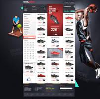 Sport shop by dexx27