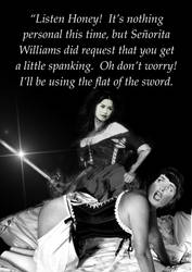 An Affair of Honour 6 by Henchies-and-hose