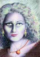 Vixen II by Uranus-seventhsun