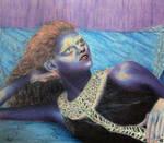 Vivianna the Vixen by Uranus-seventhsun