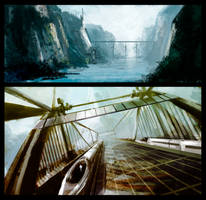 Utopia Concepts 1-2 by samburley