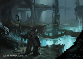 The Underground by samburley