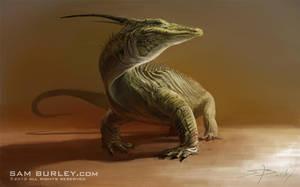 Crocodilian 2 by samburley