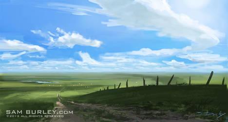Field by samburley