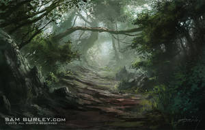 Forest 01 by samburley