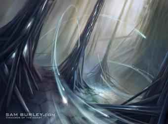 MTG: Blinkmoth Nexus by samburley
