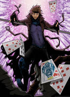 Gambit by g45uk2