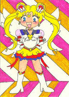 .:Eternal.Sailor.Moon.ACEO:. by Penji