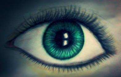 Eye On It by carlfabon