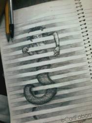 Medusa by carlfabon