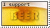 I support beer - I by Ouzo12
