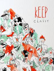 Keep It Classy by AlexandraBye