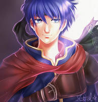 Ike [gift] by Astral-Chan