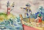 Sea Quixote by acla13