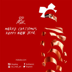 Happy holidays 2015 by DanBug