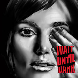 Movie poster Keira Knightley | close-up by DanBug