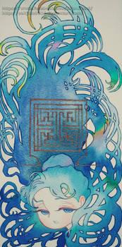 BLUE by S7arByeol