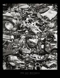 The Car Mortuary by bashcorpo