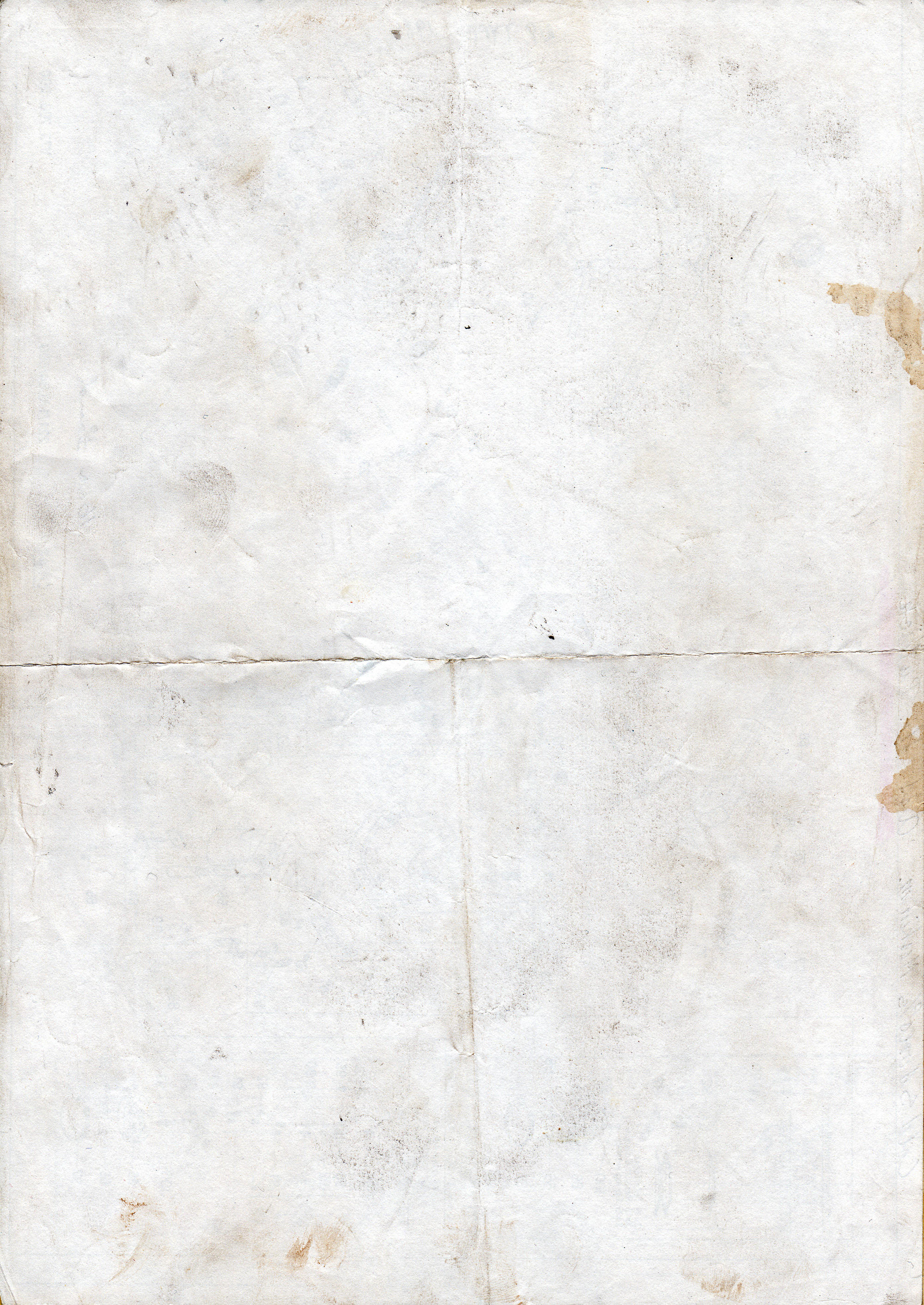 Grungy paper texture v.6 by bashcorpo