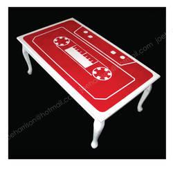 Cassette Table by joenh