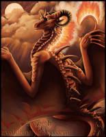 Dragarta's Perch by Zyleeth