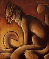 Ninetales by Zyleeth