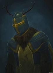 Robert 'The Stag' Baratheon by RedSpandex