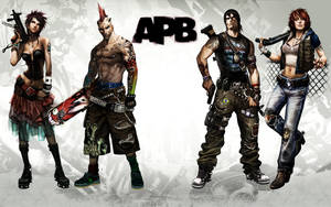 APB 2 by Odhismharr