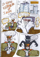 Lil comic Maddnes Izzy 1 by mamei799tickle
