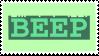 team beep stamp by hyenatxt