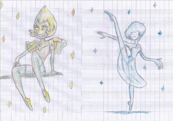Pearls by SkyFlyer111
