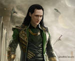 Loki by GinebraCamelot