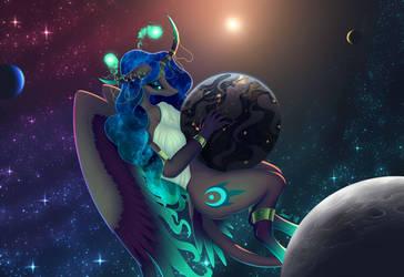 A Jewel Among the Cosmos by Sorelstrasz