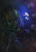 Divine Encounter by Ivan Reber by ivan-reber