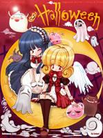 Halloween by Solyar