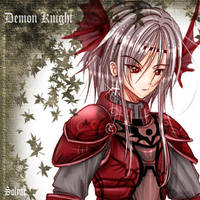Daemon Knight by Solyar