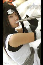cosplay : solyar as Itachi by Solyar