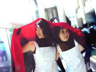 cosplay : brotherhoood Itasasu by Solyar