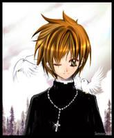 Priest by Solyar