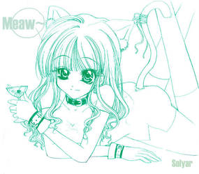 Kitty Kat -Neaw by Solyar