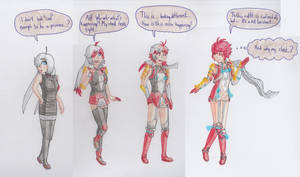 Hinoka (Fire Emblem) TF by MajesticHentaiSenpai
