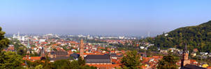 A view from the castle by avatare