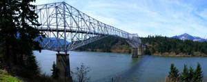 Pano: Bridge of the GODS by avatare