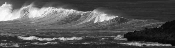 Waves are tumbling by avatare